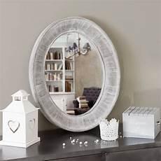 miroir ovale gris catherine id 233 e meubles maison