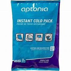 poche gel froid decathlon instant cold pack decathlon