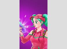Fortnite ZOEY by Hey SUISUI on DeviantArt