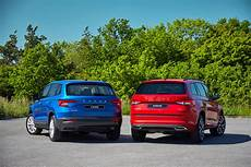 Facelifted 2020 Skoda Karoq And Kodiaq Announced Carbuyer