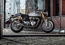 Triumph Thruxton 1200 2016 On Review Mcn