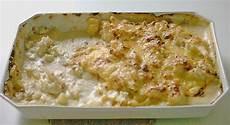 blumenkohl kartoffel auflauf blumenkohl kartoffel auflauf rezept mit bild