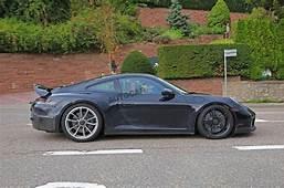 2020 Porsche 911 GT3 Spied In Near Production Bodywork