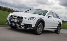Audi Allroad by Driven 2017 Audi A4 Allroad Quattro Review Car And Driver