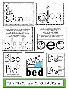 letter confusion worksheets 23036 taking the confusion out of b d confusion classroom and classroom freebies