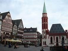 walking tour of old town frankfurt am main