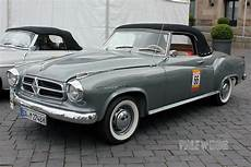 1959 Borgward Coup 233 Cabriolet Front View Post