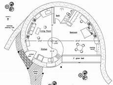 earthbag house plans spiral earthbag house plan