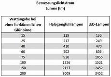 umrechnung led in watt umrechnung lumen in watt