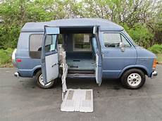 auto air conditioning repair 1993 dodge ram van b250 electronic valve timing buy used 1993 dodge ram b250 maxi with wheelchair lift and raised roof low reserve in
