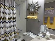 grey and yellow bathroom ideas grey and yellow bathroom contemporary bathroom toronto by dominika pate interiors