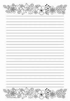 free coloring pages lined paper 17689 papel para escribir con lineas plantilla para escribir recto 187 elinki projects to try