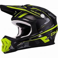 oneal 7 series camo yellow grey motocross helmet acu