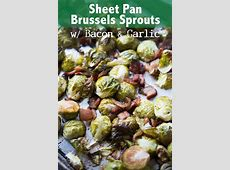Roasted Brussels Sprouts with Garlic and Parmesan Cheese