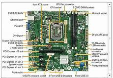Hp Pavilion 500 277c Motherboard Diagram And Other