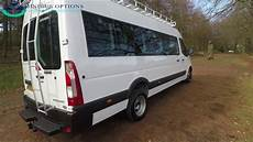renault master roof height renault master l4h2 minibus with roof rack