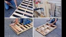 the connect company wood pallets