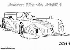 2011 aston martin amr1 coloring page cars coloring pages