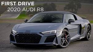 2020 Audi R8 V10 Spyder  Cars Specs Release Date Review
