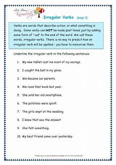 grade 3 grammar topic 39 irregular verbs worksheets lets share knowledge