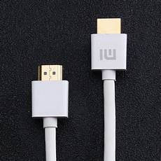 Xiaomi Data Cable Console xiaomi xy h 1 5 1 5m 4k hd data cable for tv console