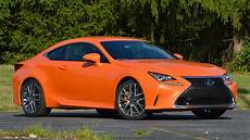 Review 2016 Lexus Rc 200t Motor1