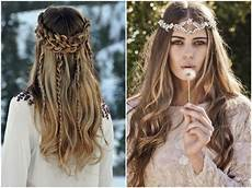 15 inspirations of boho updos for hair