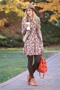 Homestead Floral Dress Faux Fur Vest Western Ankle