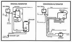 full size chevy headlight alternator conversion wiring harness v8 1961