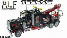 Lego Technic Build by Lego Technic 8285 Tow Truck Speed Build