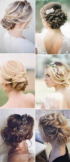 2017 new wedding hairstyles for brides and flower
