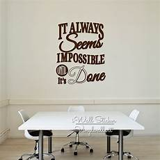 inspirational wall sticker quotes office quote wall sticker motivational quote wall decal