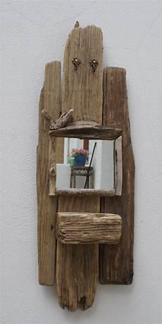 Spiegel Aus Treibholz Treibholz Driftwood