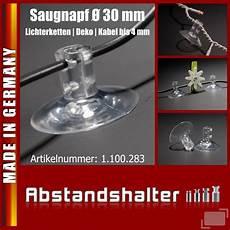 1 100 X Saugn 228 Pfe 216 30 Mm F 252 R Lichterketten Kabel Deko