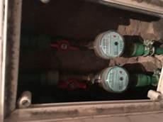 wasser im badezimmer abstellen bad wasserleitung