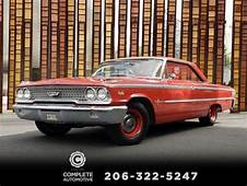 1963 Ford Galaxie For Sale On ClassicCarscom