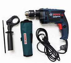 bosch gsb 13 re 1 2 inch variable speed impact drill kit