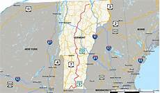 Map And Route - file vermont route 100 map svg wikimedia commons