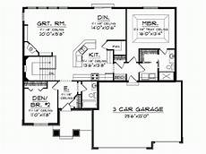 eplans craftsman house plan craftsman style house plan 2 beds 2 baths 1580 sq ft
