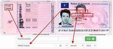 Numéro Permis De Conduire Nouveau Retrouvez Les Informations Sur Votre Permis De Conduire