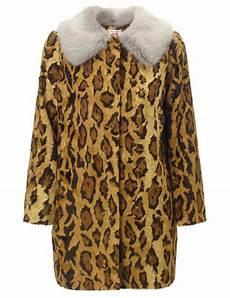 jaguar fur coat shrimps jaguar faux fur papa puss coat in animal animal