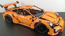 Let S Build Lego Technic Porsche 911 Gt3 Rs Set 42056