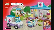 Malvorlagen Lego Friends Junior Lego Juniors Friends 10728 S Vet Clinic