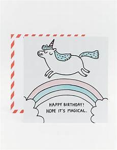 Malvorlagen Gratis Einhorn Happy Birthday Bild 1 Ohh Deer Gemma Correll Geburtstagskarte Mit