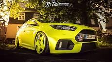 Jp Performance Bouwt En Verbouwd Z N Eigen 2016 Ford Focus