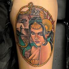 traditional mermaid tattoo best tattoo ideas gallery