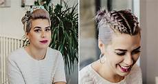 6 coiffures faciles pour les cheveux courts coupe courte