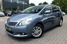 Toyota Verso Gebraucht - toyota verso quarzblau metallic gebraucht