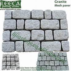 driveway bush hammmered granite pavers buy granite