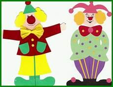 faszinieren clown emoticon t clown basteln karneval und